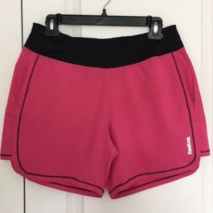 Reebok Ladies Shorts with pockets Size M